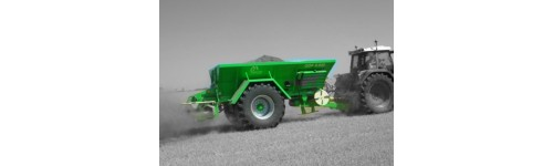 High Capacity Lime and Fertilser Spreaders