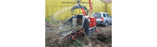 Chipper & Green Waste Compost Shredders