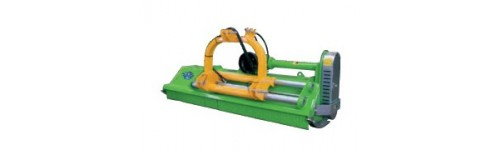 Flail mowers  for all applications