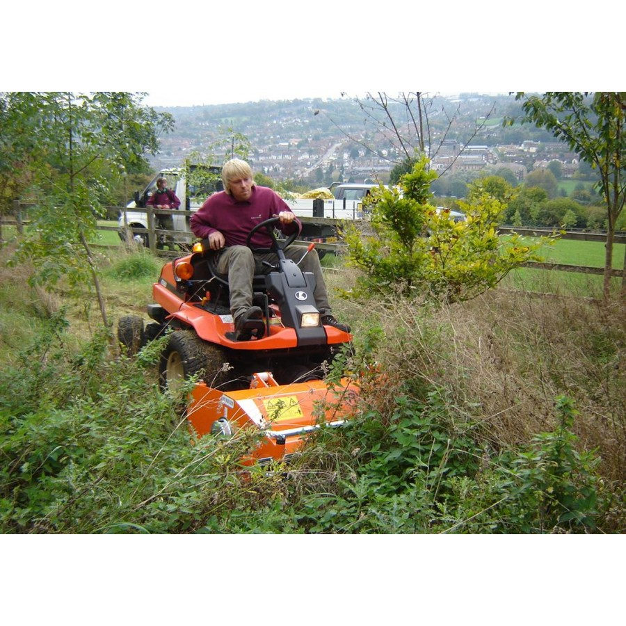 Professional Specialist Front Mounted Flail Mowers