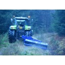 Ryetec Multiuse MUCS 4 in 1 offset verge mowing forestry tracks