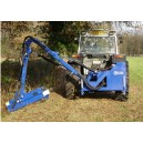Ryetec SC470 side arm flail hedge cutter ditch mowing