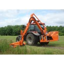Kompass Heavy Duty Commercial Sidearm Flail Mowers
