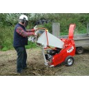 Bugnot BVE3 Compact Professional Green Waste Shredder