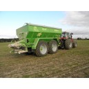 Gustrower Very High Capacity fertiliser and lime spreader