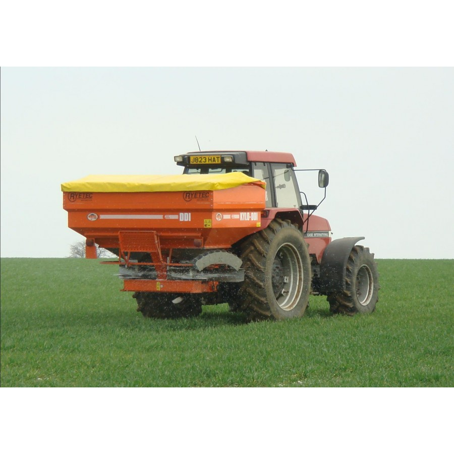 Ryetec Agrex Weigh Cell tractor Fertiliser Spreader