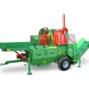 CP1000 Trailed Firewood Log Processor