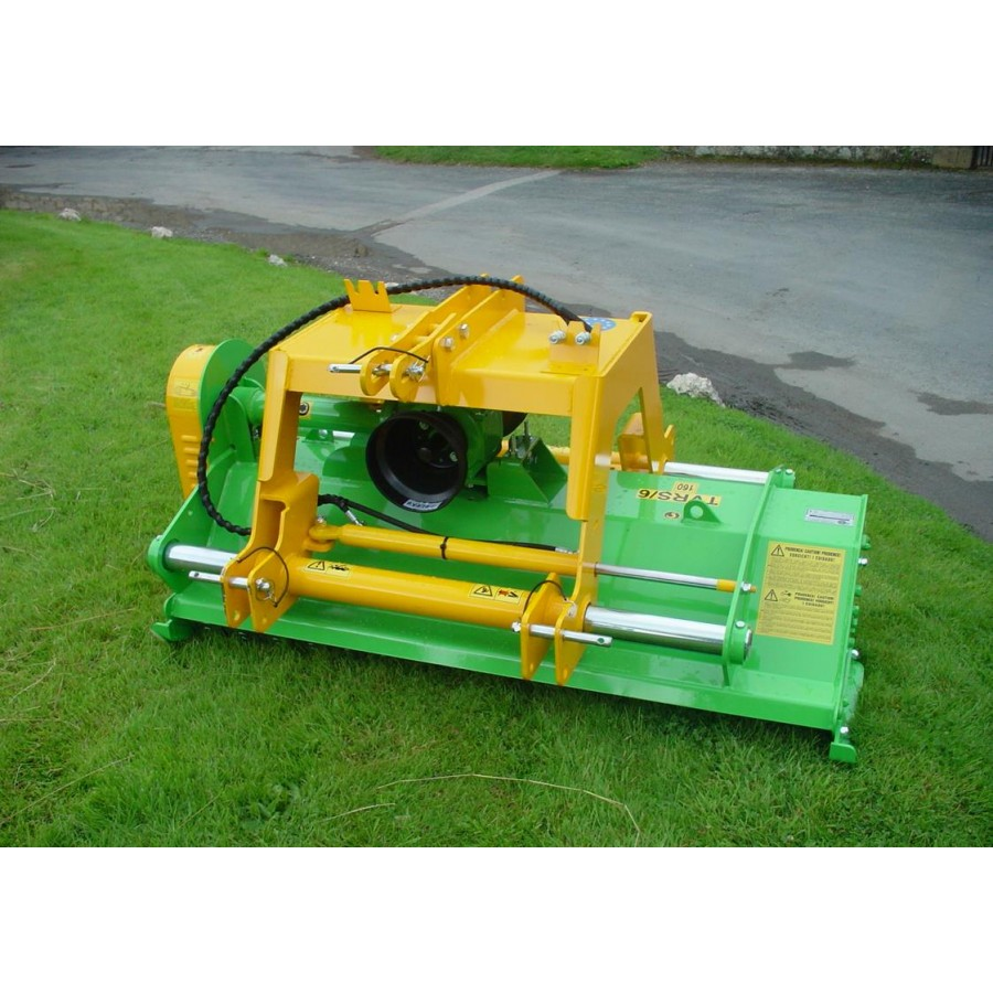 Contractor Mini Front/Rear Mounted Flail Mowers - Ryetec Industrial