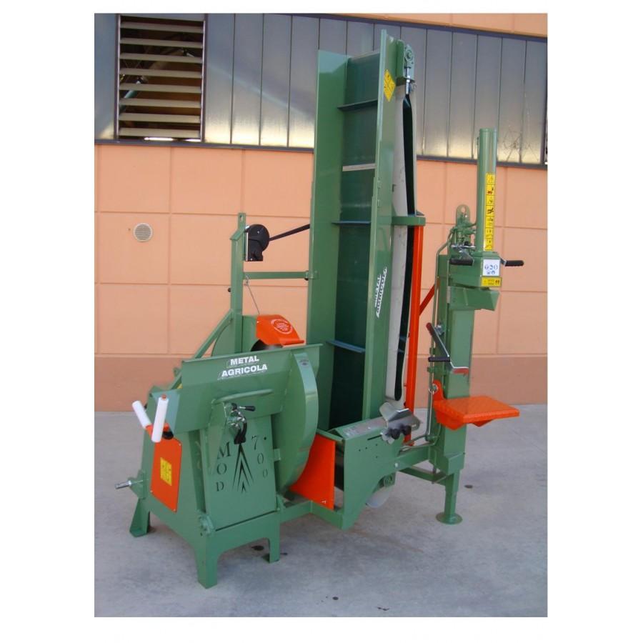 Ryetec Contractor Combi Firewood Log Processing Stations