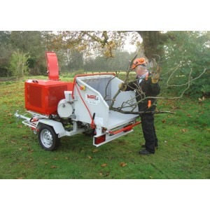 Bugnot BVN 56 Professional Green Waste Shredder