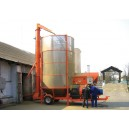 Ryetec Agrex Mobile Grain, Cereal, Seed, Corn, Driers